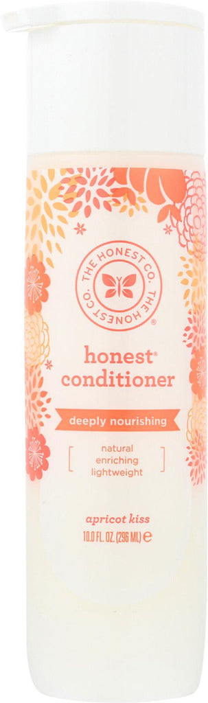 The Honest Company Conditioner - Nourishing Apricot Kiss - Case Of 1 - 10 Fl Oz.