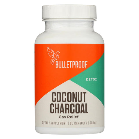 Bulletproof Coconut Charcoal - 90 Count