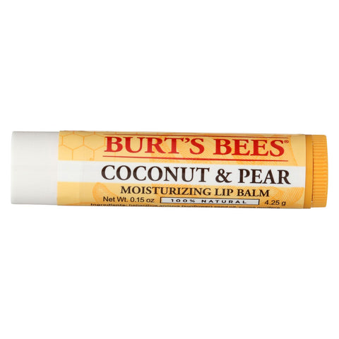 Burts Bees Lip Balm - Coconut Pear - 12 Count