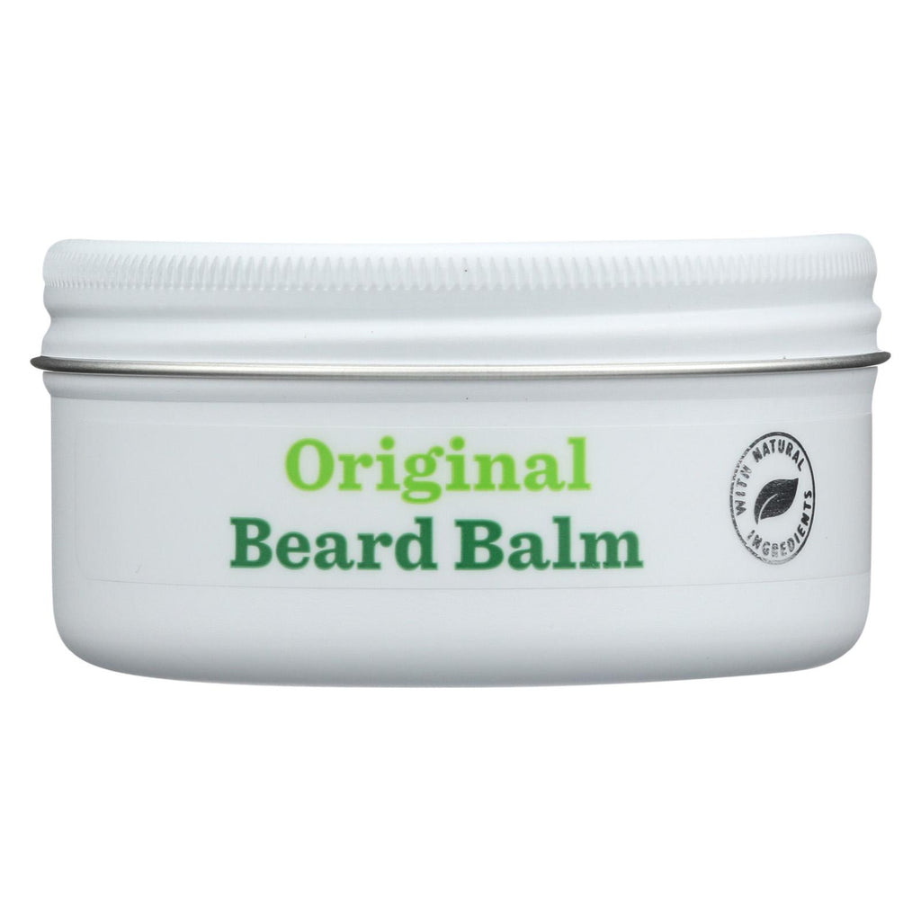 Bulldog Natural Skincare Beard Balm - Original - 2.5 Fl Oz