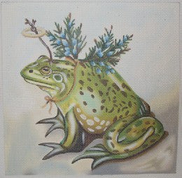 Angel Herb frog