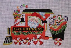 Santa Express Sweets Train