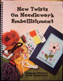 New Twists on Needlework Embellishment