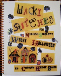 Wacky Stitches for Melissa Shirley's Wacky Halloween