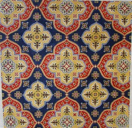 Bergama Upholstery Geometric Pillow