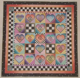 Hearts & Squares