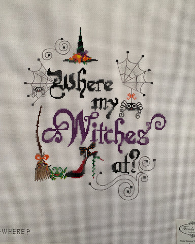 Where Witches
