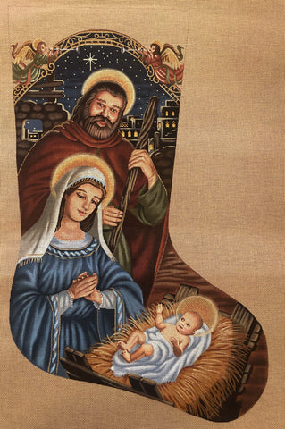 Nativity (TT-AXS-345) Stitch Guide by Mary Ann Davis
