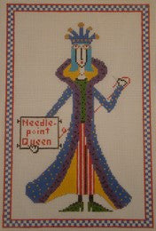 Needlepoint Queen