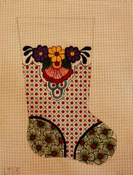 Talavera Stocking