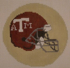 Texas A&M Helmet Ornament