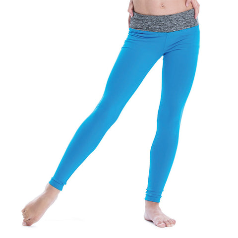 Two-Tone Incredible Legging - Style P335