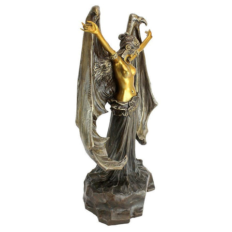 ... Mistress Of The Night, Dark Angel Statue ...