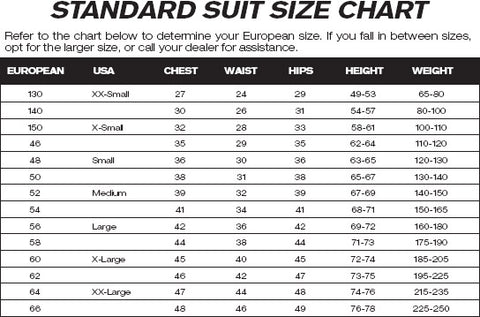 Suit sizes chart conversion heart impulsar co