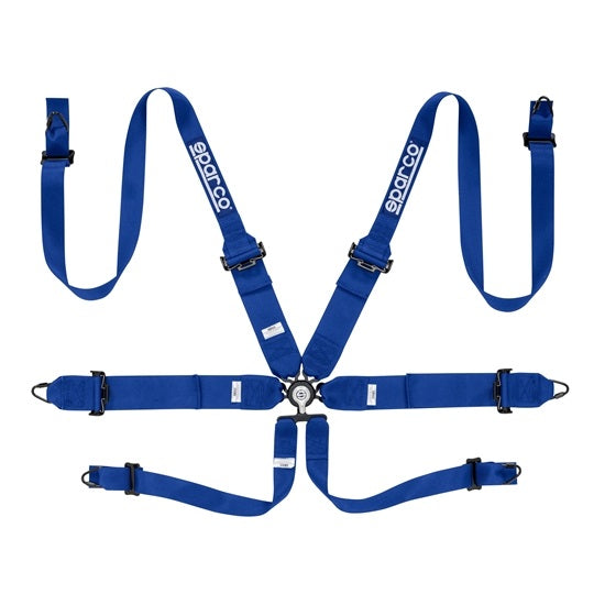 Sparco Steel 3/2 Harness - Saferacer