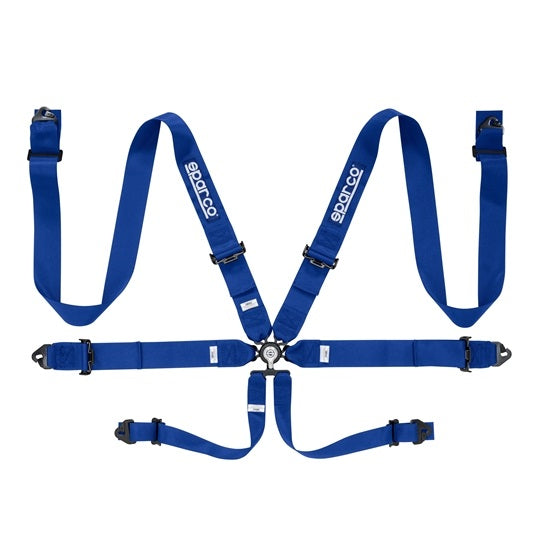 Sparco Steel 3 Harness - Saferacer