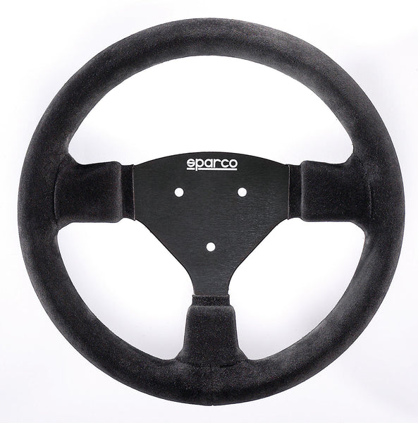 Sparco 270 Suede Black Steering Wheel