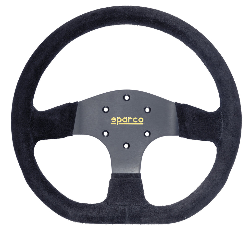 Sparco 353 Suede Black Steering Wheel