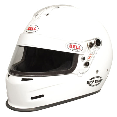 Bell GP2 Youth Helmet - Saferacer