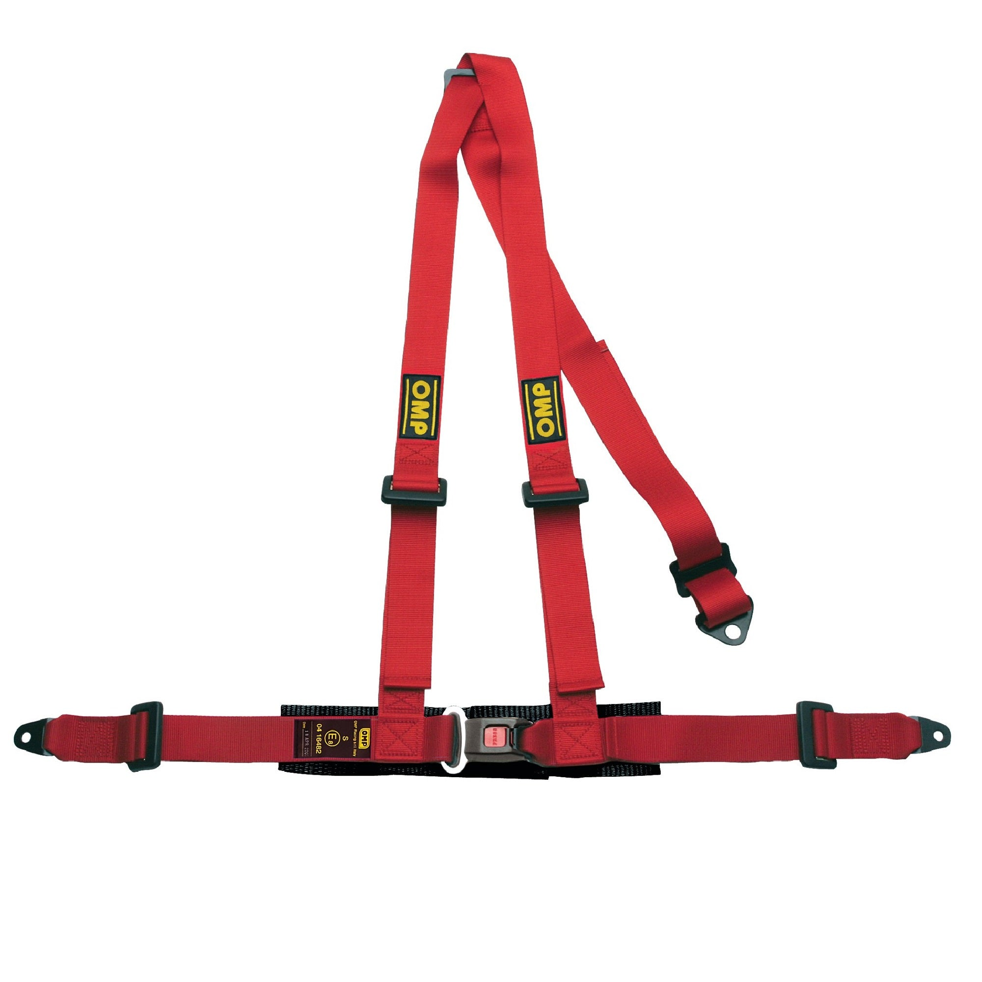 OMP Road 3 Harness - Saferacer