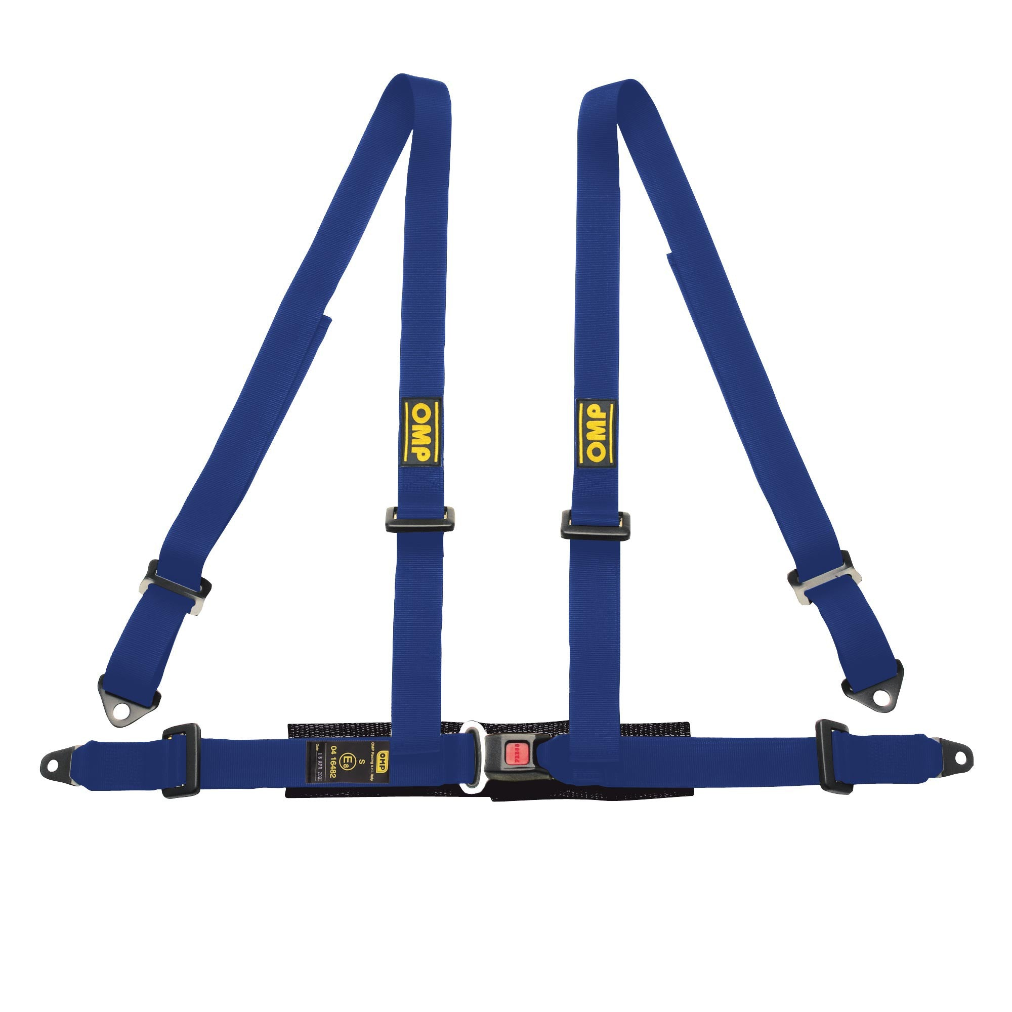 OMP Road 4 Harness - Saferacer