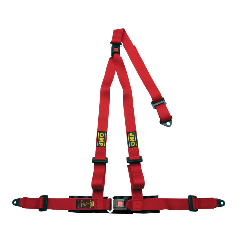 OMP Strada 3 Harness - Saferacer