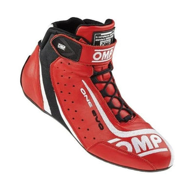 OMP One Evo Shoes - Saferacer