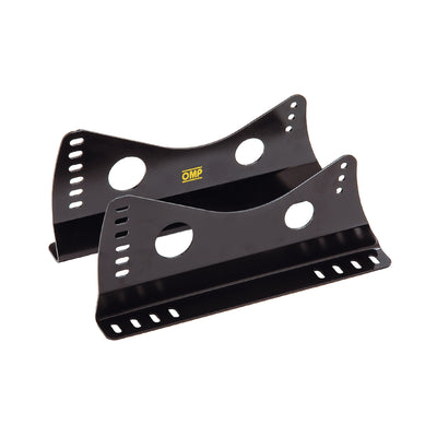 OMP Steel Side Brackets - Saferacer