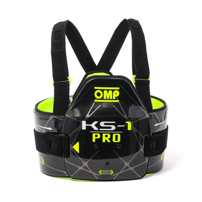 OMP KS-1 Pro Rib Protection