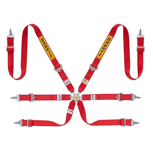 Sabelt Enduro Silver Harness - Saferacer