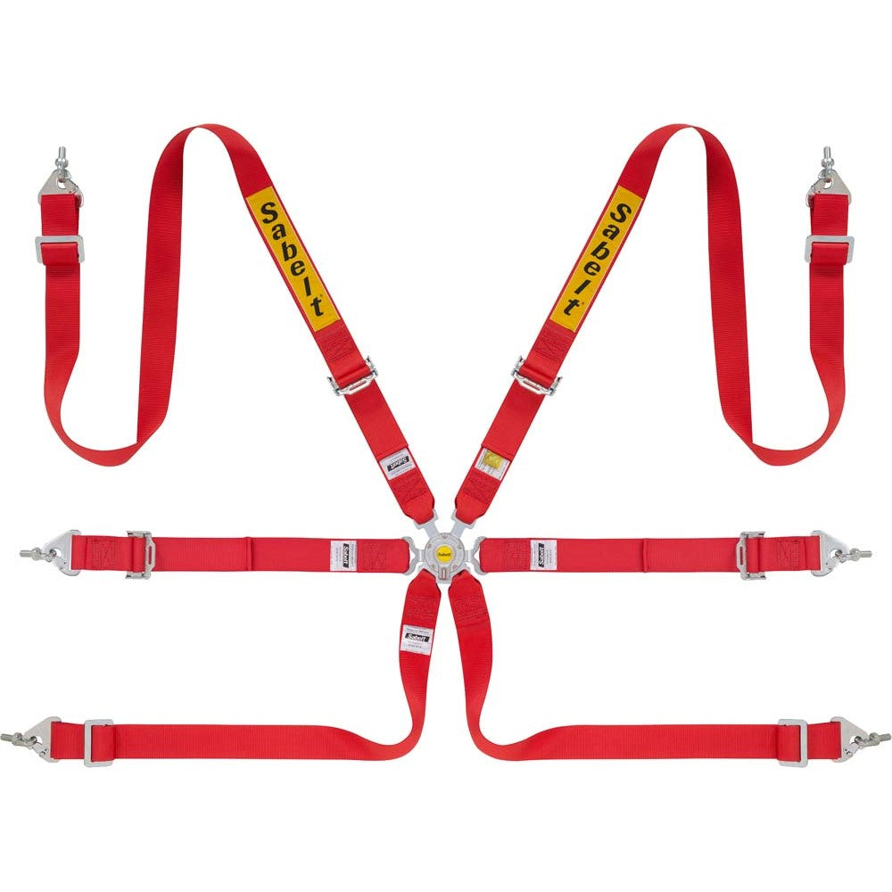 Sabelt Steel 2x2 Harness - Saferacer