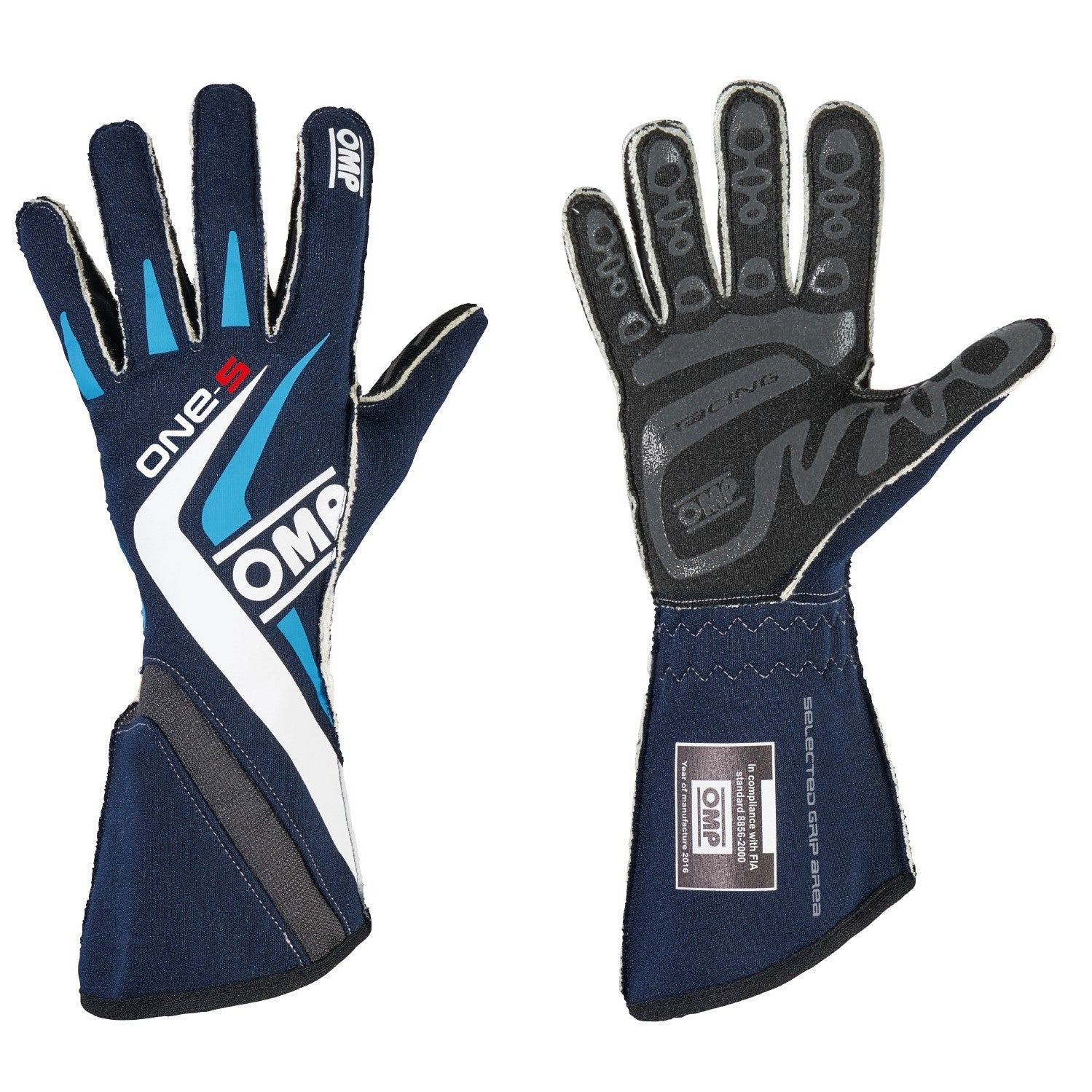 OMP One-S Gloves - Saferacer