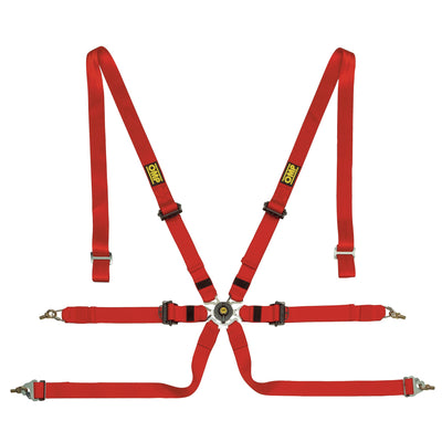 OMP One 2 Harness - Saferacer