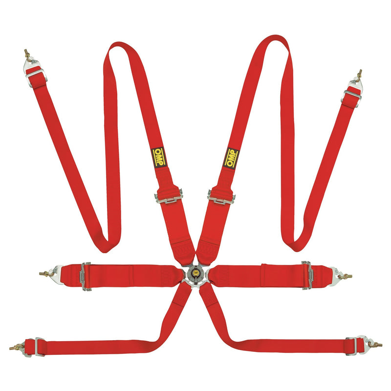 OMP First 3+2 Harness