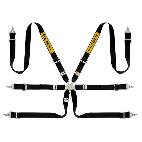 Sabelt Steel 2x2 Harness