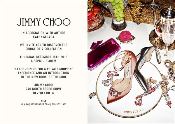 Jimmy Choo Private Shopping Event