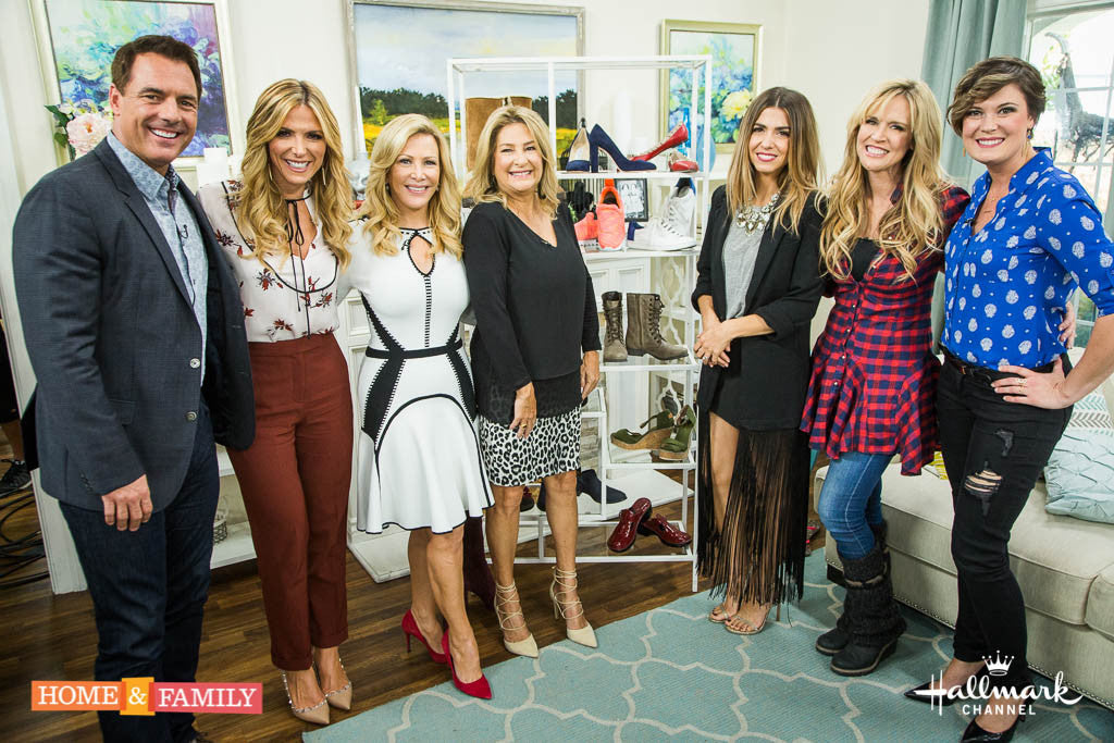 Kathy Kelada Appearance on Home & Family! What a Blast!