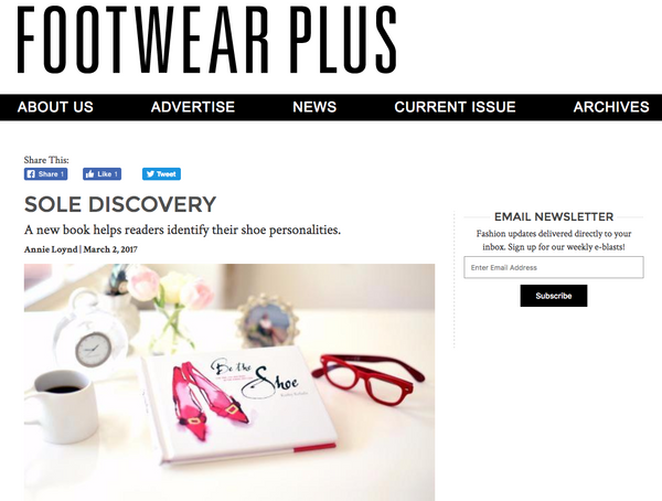Sole Discovery -  Footwear Plus Magazine