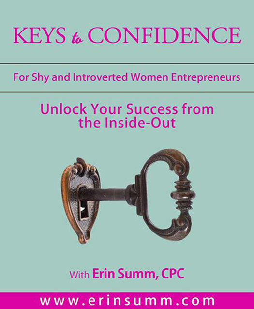 Keys to Confidence: Unlock Your Success from the Inside Out - Webinar Series