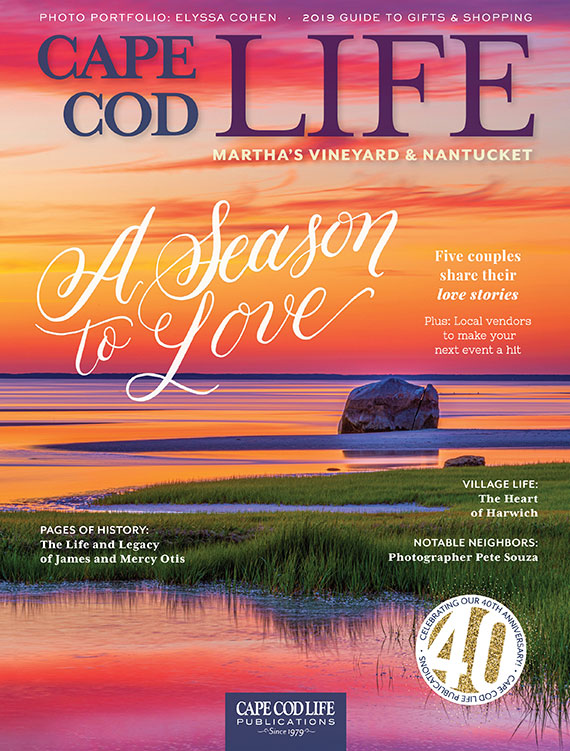 Cape Cod LIFE Sept/Oct 2019