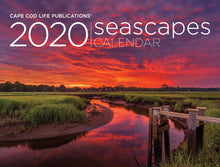 Load image into Gallery viewer, 2020 Seascapes Calendar