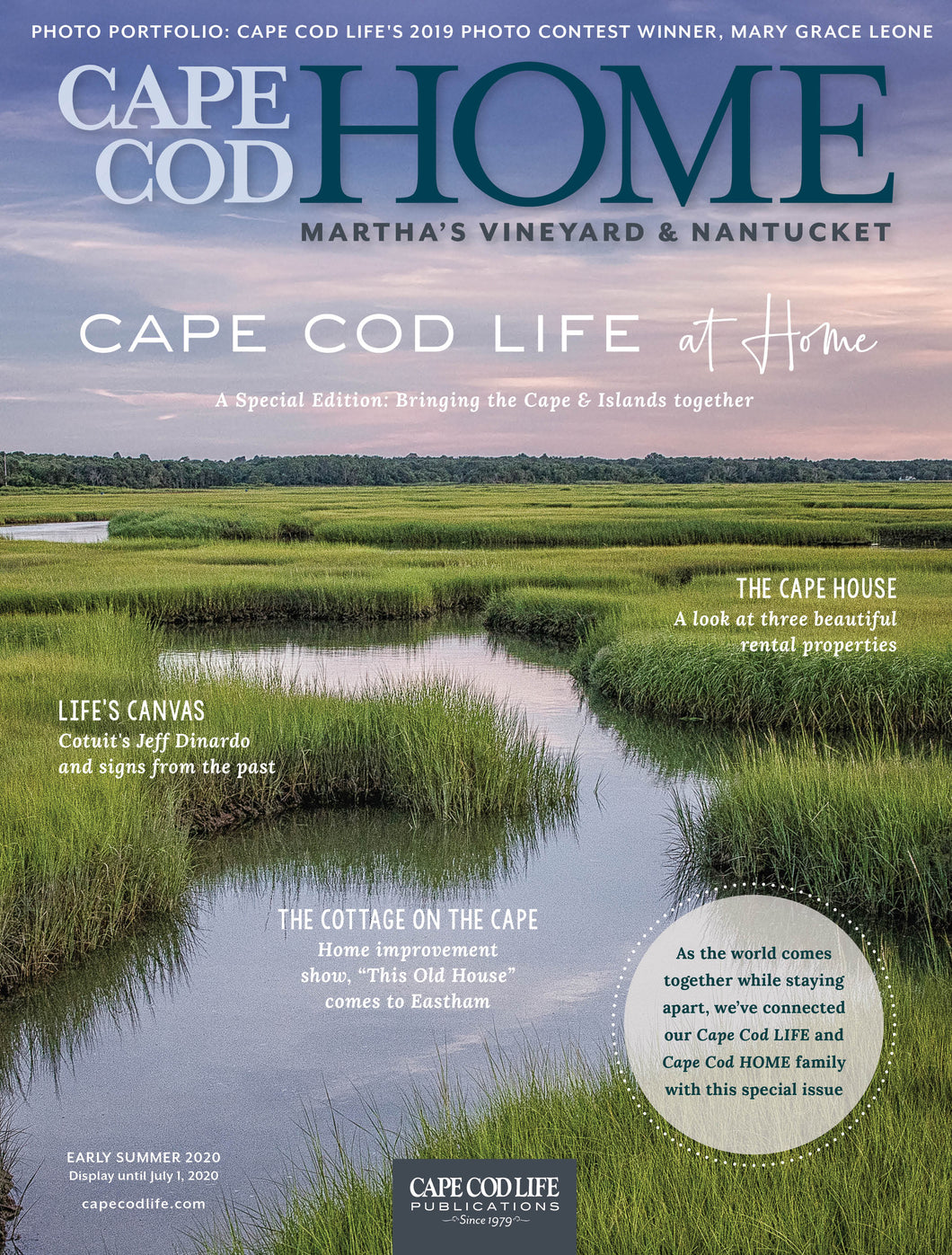 Cape Cod HOME Early Summer 2020