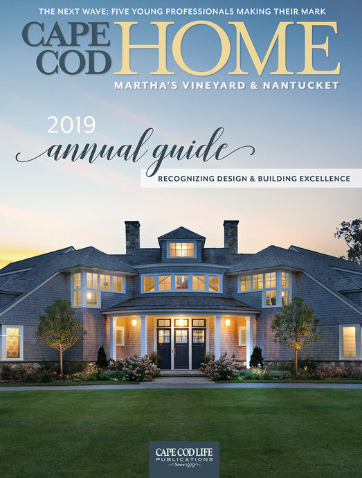 Cape Cod HOME Annual 2019