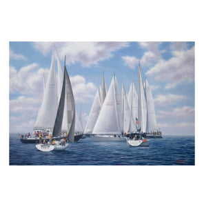 """Meeting of the Clan - Figawi Race"""