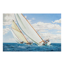 "Load image into Gallery viewer, ""Nantucket Sound Sailors"""