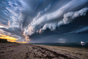 Brant Point Storm, Nantucket