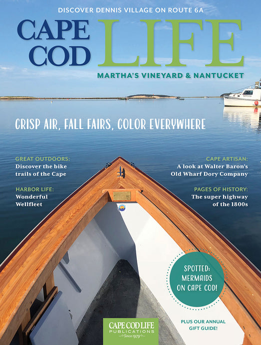 Cape Cod LIFE Sept/Oct 2018
