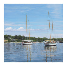 "Load image into Gallery viewer, ""Vineyard Haven Harbor"""