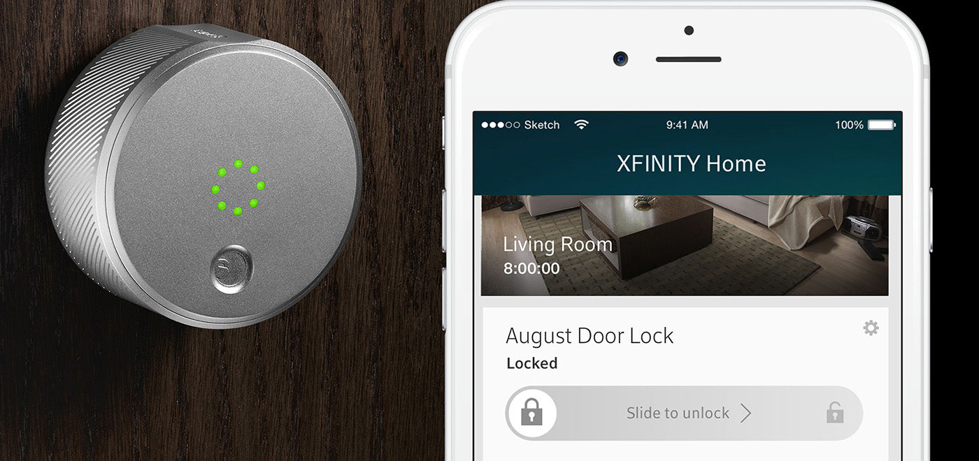 August Home Integrates with XFINITY Home