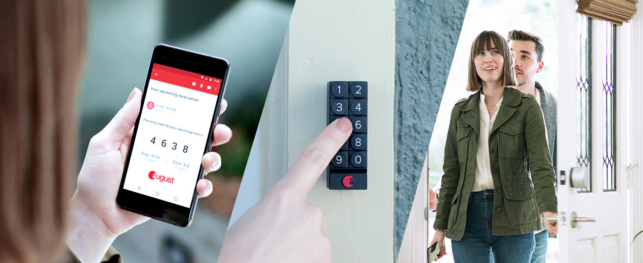 August Simplifies Airbnb Access for Hosts and Guests Alike